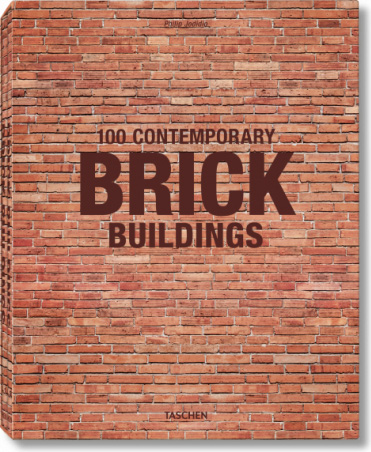 книга 100 Contemporary Brick Buildings, автор: Philip Jodidio
