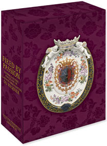 книга Fired by Passion: Vienna Baroque Porcelain of Claudius Innocentius Du Pacquier, автор: Meredith Chilton
