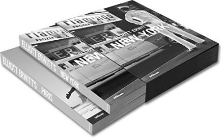 книга Elliott Erwitt - New York / Paris Box Set, автор: Elliott Erwitt