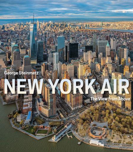 книга New York Air: The View from Above, автор: George Steinmetz