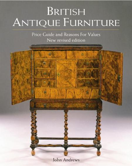 книга British Antique Furniture: Price Guide and Reasons for Value, автор:  John Andrews - British Antique Furniture: Price Guide And Reasons For Value : John