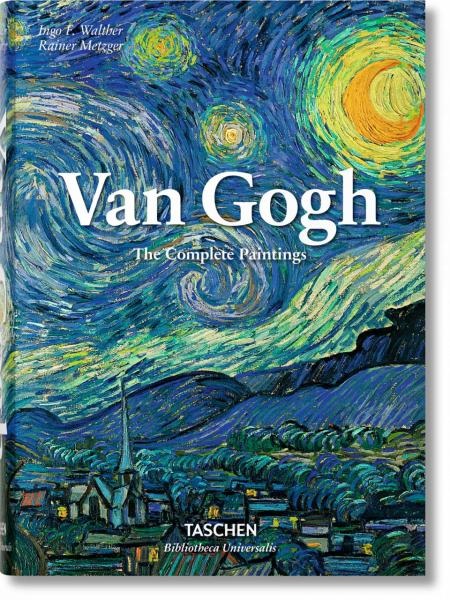 книга Van Gogh. The Complete Paintings, автор: Rainer Metzger, Ingo F. Walther