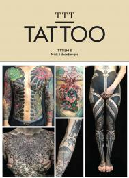 TTT: Tattoo, автор: TTTism and Nick Schonberger