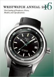 Wristwatch Annual 2016: The Catalog of Producers, Prices, Models, and Specifications, автор: Peter Braun