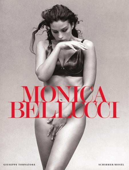 книга Monica Bellucci, автор: Written by Monica Bellucci, Introduction by Giuseppe Tornatore