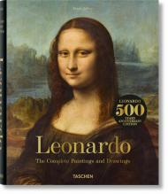 Leonardo. The Complete Paintings and Drawings, автор: Frank Zöllner, Johannes Nathan