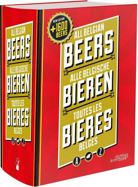 книга All Belgian Beers. Third revised and updated edition, автор: Hilde Deweer